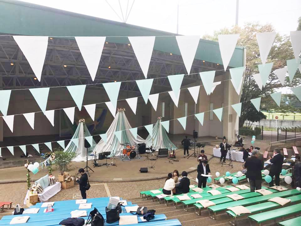 埼玉県所沢ウェディングケータリング