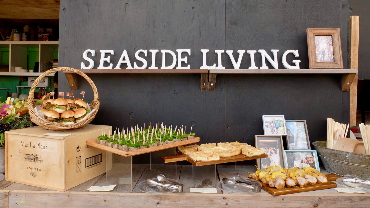 海の家ウェディングケータリング